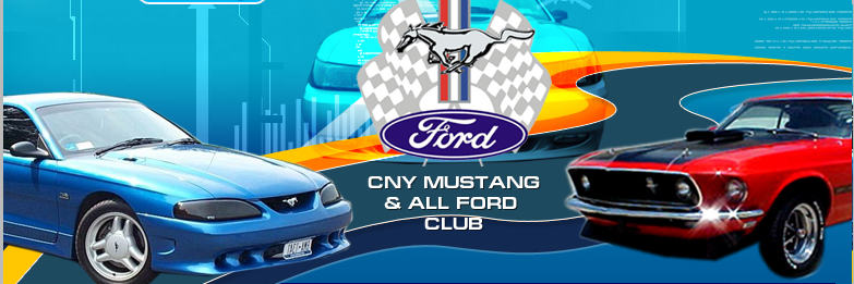 CNY Mustang & Ford